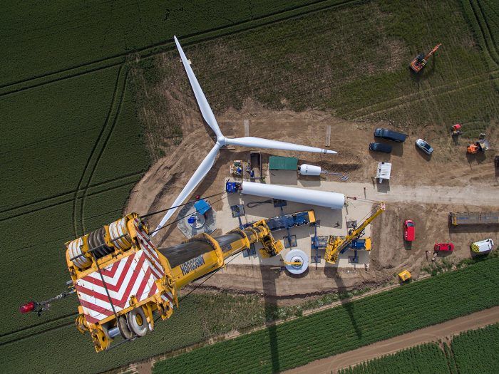 CLS: CIVIL ENGINEERING - DEMOLITION - GROUNDWORKS - NATIONWIDE - LINCOLNSHIRE BASED - WIND TURBINE CIVIL ENGINEERING