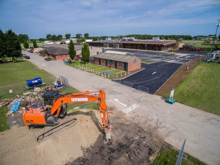 CLS: CIVIL ENGINEERING - DEMOLITION - GROUNDWORKS - NATIONWIDE - LINCOLNSHIRE BASED - KERBING LINCOLN