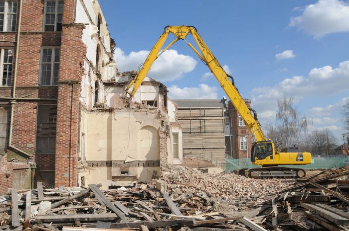 CLS: CIVIL ENGINEERING - DEMOLITION - GROUNDWORKS - NATIONWIDE - LINCOLNSHIRE BASED - LONG REACH DEMOLITION